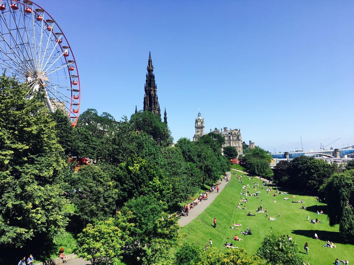 Edinburgh top touristattractions