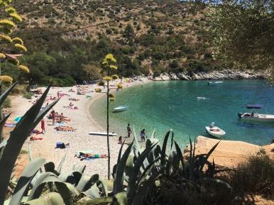 Dubovica beach