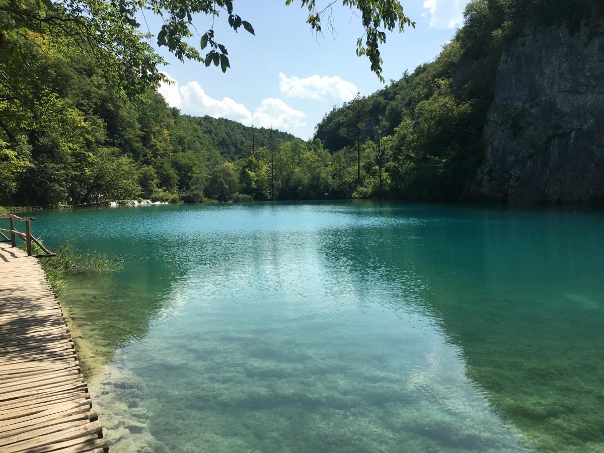 Plitvice Lakes – true wonder and Croatia's crownjewel!