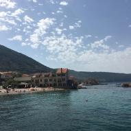 Komiza port