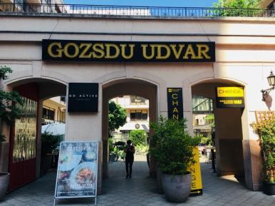 Gozsdu Udvar - Budapest