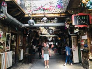 Szimpla Kert pub - Budapest