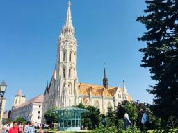 Mathias church - Budapest