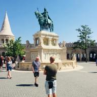 Fisherman's Bastion - Budapest
