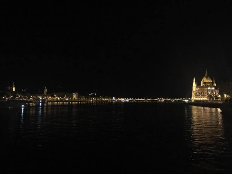 Danube River - Budapest