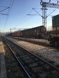Podgorica train station