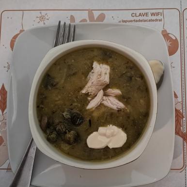 Ajico soup