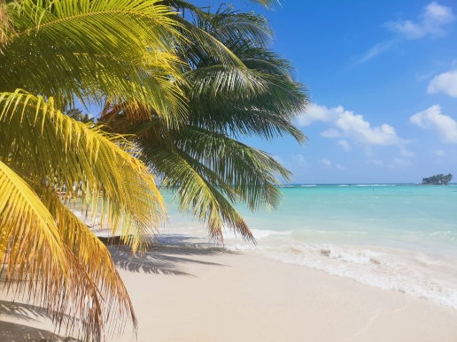 Rocky Cay beach - San Andres Island, Colombia