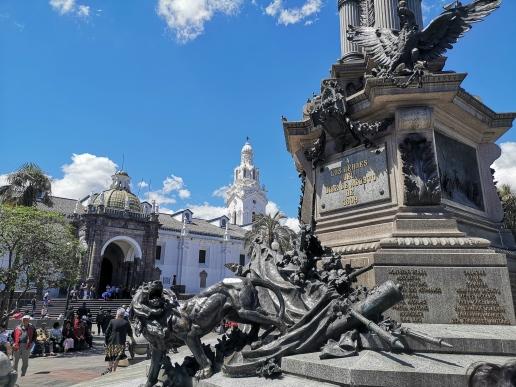 Plaza Grande, Quito - Ecuador