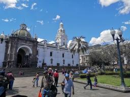 Metropolitan Cathedral, Quito - Ecuador