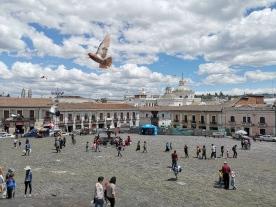 Plaza San Francisco, Quito - Ecuador