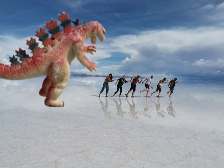 How to visit Salar de Uyuni in Bolivia